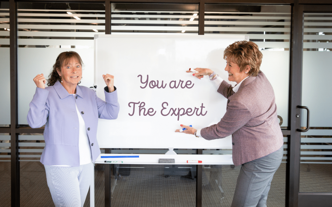 You are The Expert: Remind Your Customer in an Email Message